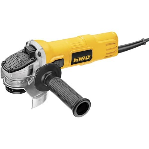"4-1/2"" Small Angle Grinder with One-Touch™ Guard"