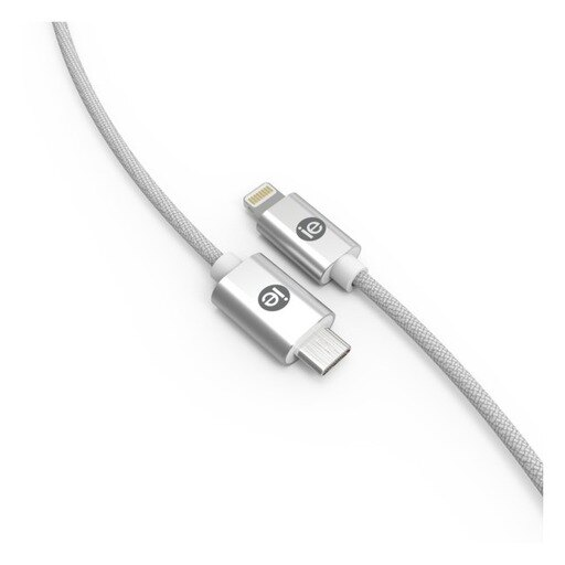 USBC Apple Lighting Cbl White