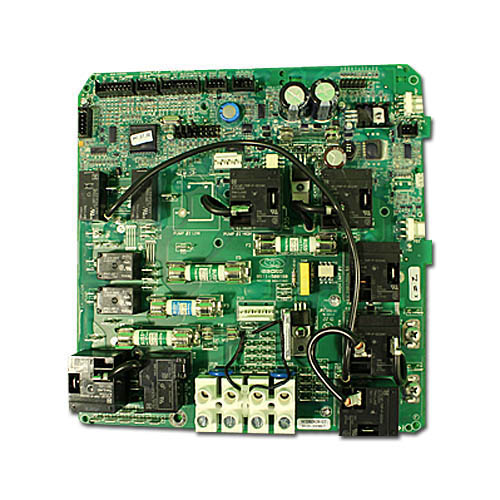 Circuit Board, Dimension One (Gecko), MSPA-MP-D14, 3 Pump, Bay Series, Black Metal Box System