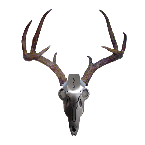 Dead Deer Iron Buck Antler Mount Kit