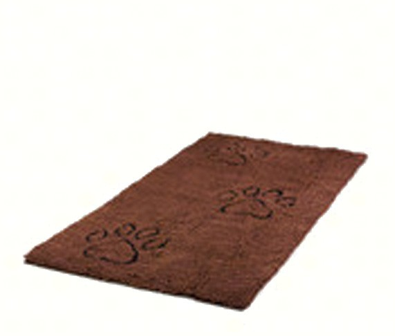 Dirty Dog Doormat Runner Brown 60x30