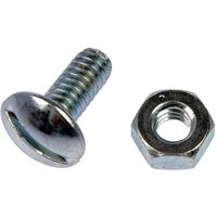 HEX NUTS 1/4-20