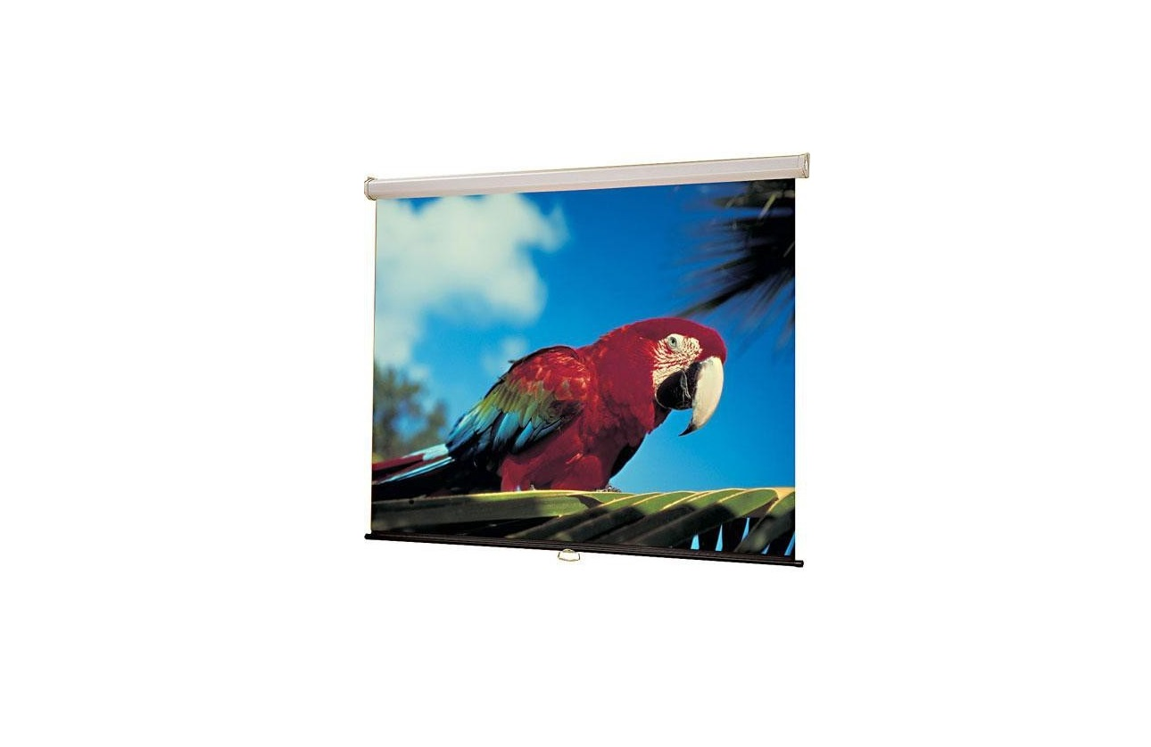 "120"" Draper 207005 Luma Manual Projection Screen 72 X 96"" 207005"