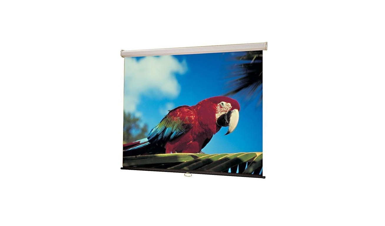 "92"" Draper 207100 Luma 45 X 80"" Manual Projection Screen"