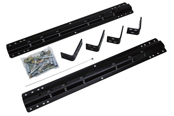 (KIT)17-C F250/F350/F450(EXCEPT CAB&CHASSIS) 5TH WHEEL CUSTOM QUICK INSTALL KIT(INCL 56017+30153)