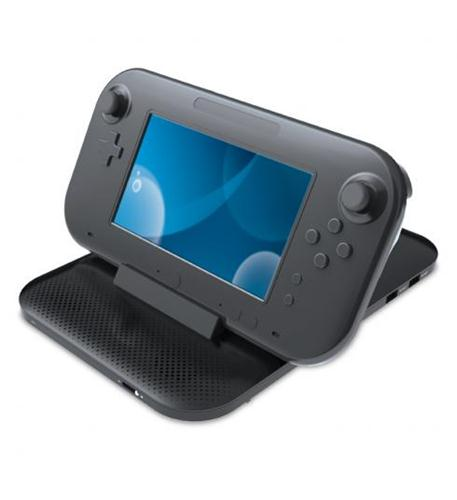 Wii U Concert Dock Pro w/Speaker BK