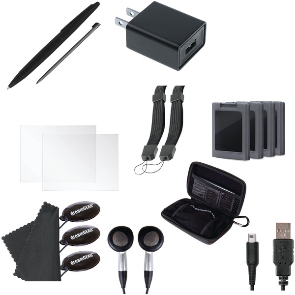 20 in 1 Essentials Kit for 3DS XL