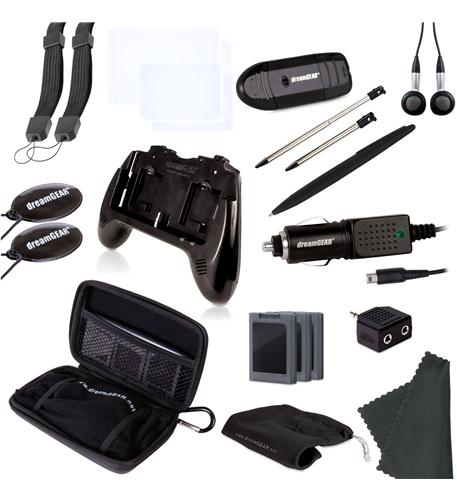 3DS 20 in 1 Essentials Kit-Blk