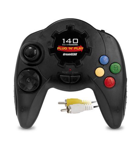 MyArcade 140 Game Plug N Play Controller
