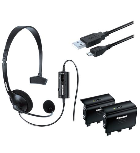 Essentials Gaming Kit for Xbox One