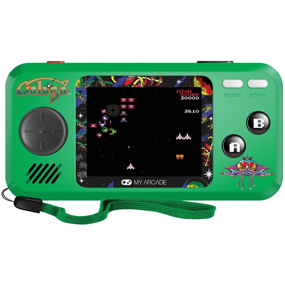 GALAGA POCKET PLAYER
