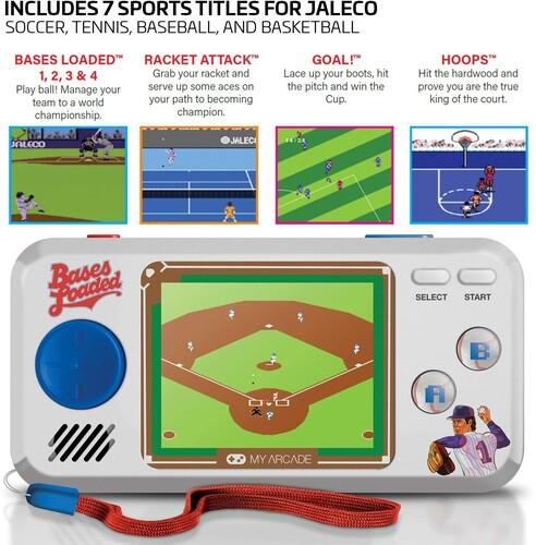 Bases Loaded Pocket Player