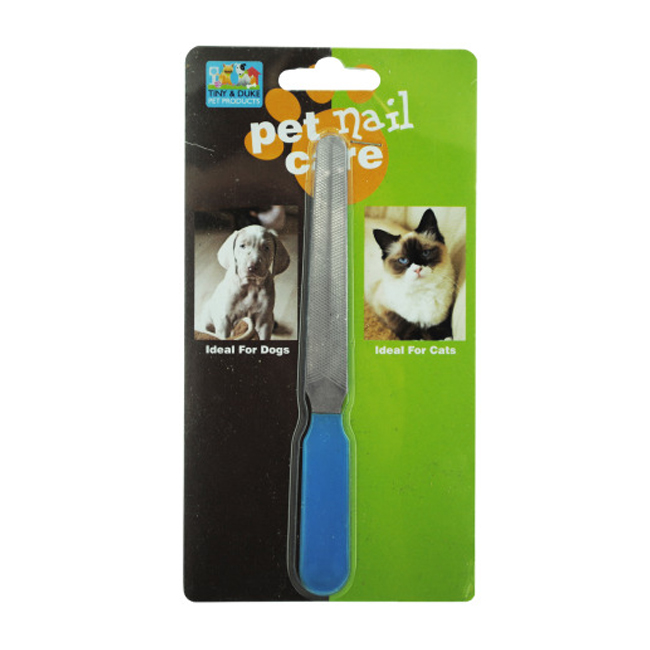 Pet Nail File Pack of 12