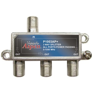 EAGLE ASPEN 500303 1,000MHz Splitter (3 Way)