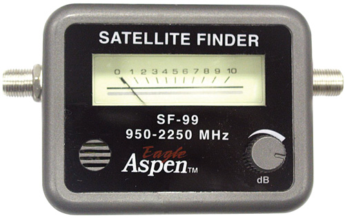 EAGLE ASPEN 500341 SATELLITE FINDER METER