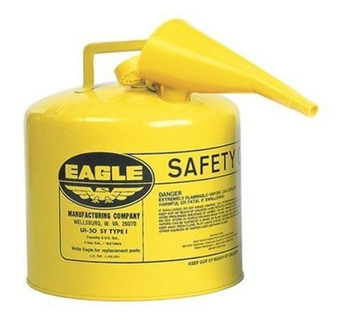 UI-50-FSY 5GAL YELLOW SAFET CN