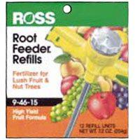 Easy Gardener 13370 Root Feeder, Refill Bottle, White