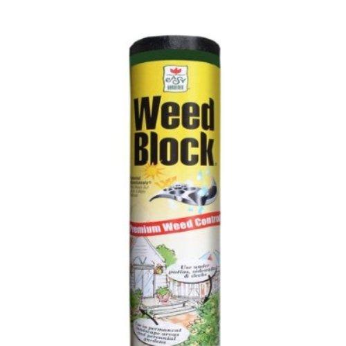 6 FEET X 50 FEET WEED BLOCK