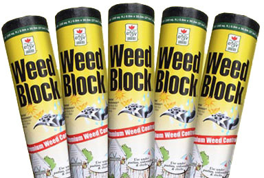 1001 36 IN. X 25 FT. WEED BLOCK