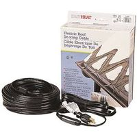 CABLE HEATING 18M 150W W/CLP