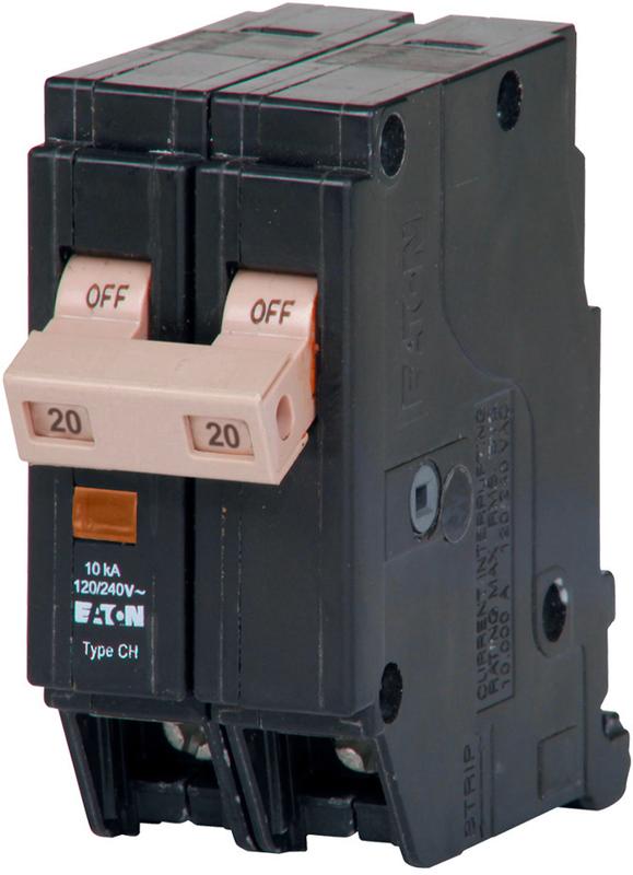 CHF220CS 20A DP BREAKER