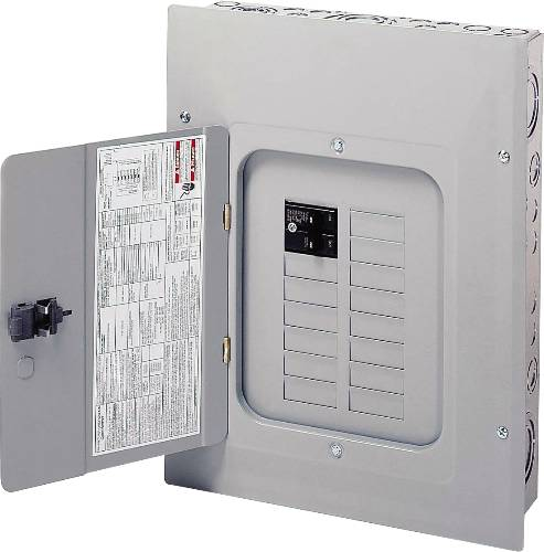 BR INDOOR MAIN BREAKER LOADCENTER 100A 12-20