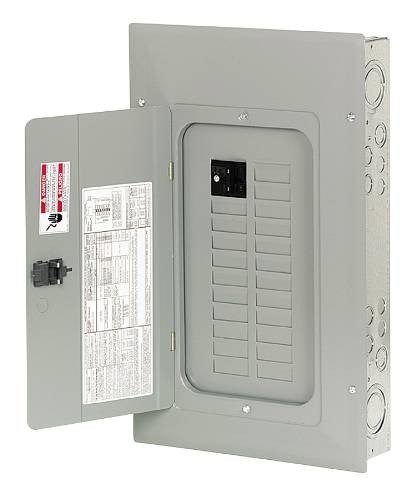 BR INDOOR MAIN BREAKER LOADCENTER 100A 30-30