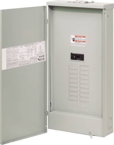 BR OUTDOOR MAIN BREAKER LOADCENTER 200A 20-40