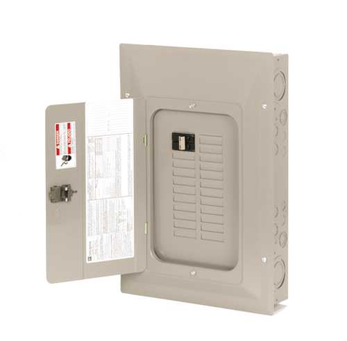 CH SERIES INDOOR MAIN BREAKER LOADCENTER 100A 22 CIRCUIT