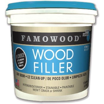 02134 12.4LB RED OAK WD FILLER