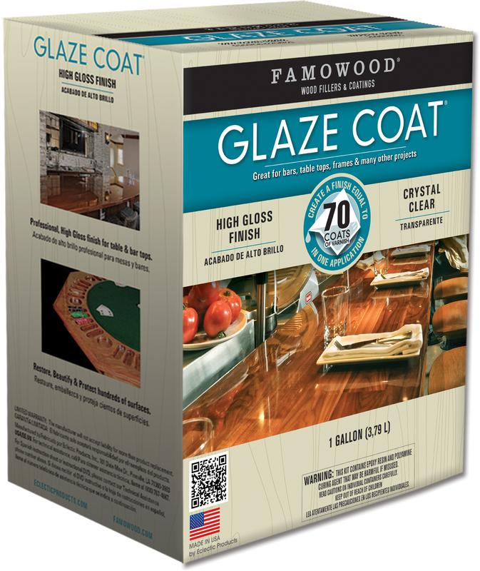 1 GALLON FAMOWOOD GLAZE COAT