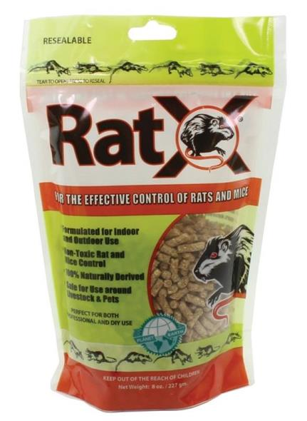 BAIT RAT/MOUSE NON-TOXIC 8OZ