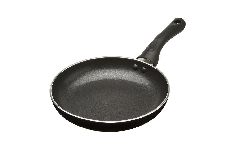"ECOLUTION EABK-5120 BLACK  ARTISTRY 8"" NON-STICK FRY PAN"