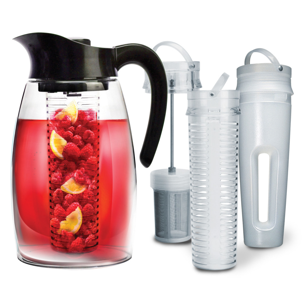 ECOLUTION PFBK-3725 BLACK PRIMULA FLAVOR IT 3 IN 1 BEVERAGE