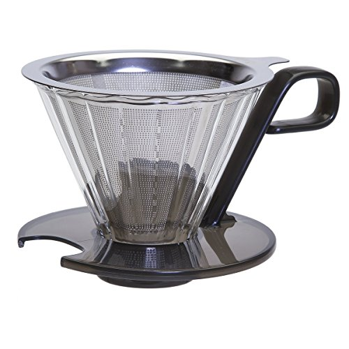ECOLUTION PPOCD-6701  SENECA POUR OVER COFFEE MAKER 1 CUP