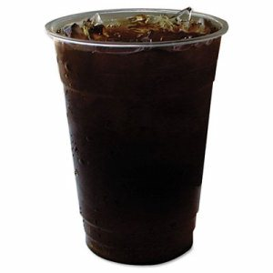 GreenStripe Renewable/Compostable Cold Cups Convenience Pack, 16oz, 50/PK