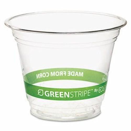 GreenStripe Renewable & Compostable Cold Cups Convenience Pack- 9oz., 50/PK
