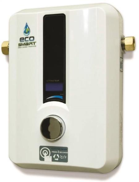 HEATER WATER ELECTRIC TANKLESS 11KW