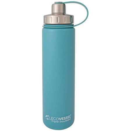 EcoVessel BOULDER TriMax Insulated Bottle, 2