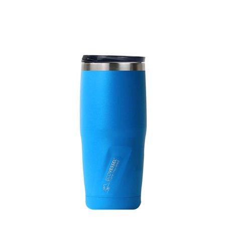EcoVessel METRO Insulated Bottle, 24oz, Isla