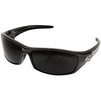 Edge Reclus SR116 Non-Polarized Unisex Safety Glasses, Smoke Scratch Resistant Polycarbonate Lens