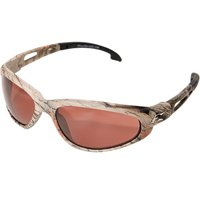 Edge Dakura SW115-CF Non-Polarized Unisex Safety Glasses, Copper Scratch Resistant Lens
