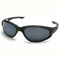 Edge Dakura TSM21-G15-7 Polarized Safety Glasses, G-15 Silver Mirror Scratch Resistant Lens