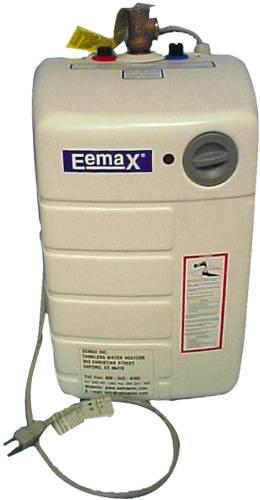 Lead Law Compliant 2.5 Gallon 120 Volts Mini Water Heater