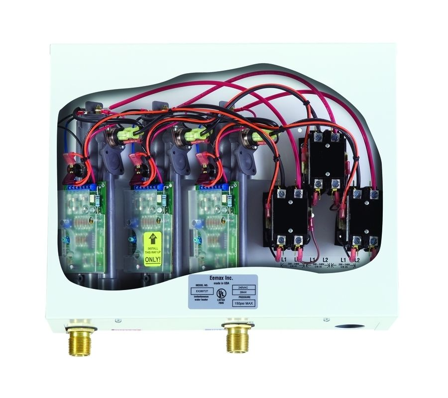 18 KW 208 Volts Tankless Water Heater