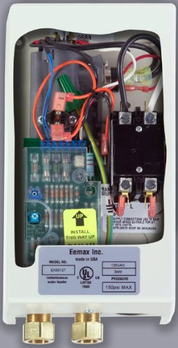 California Energy Commission Registered 240 Volts 3.5 KW Tankless Water Heater Thermostat Limit