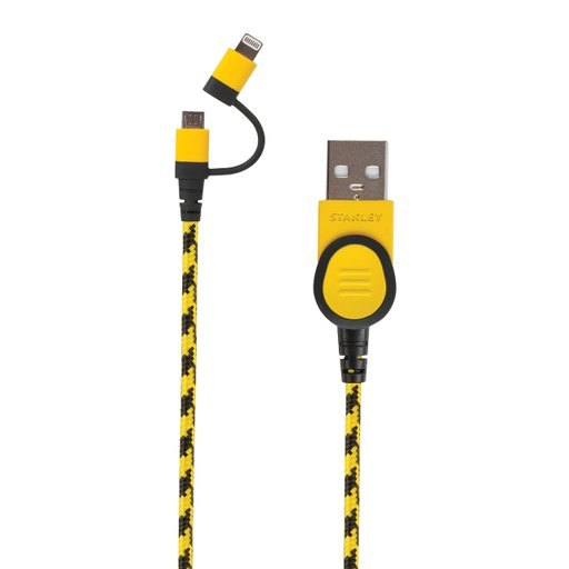 CABLE LGHTNG/MICRO-USB CMB 6FT