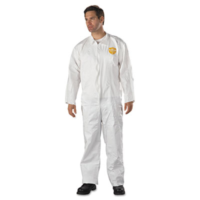 ProShield NexGen Coveralls, Zip Closure, 4X-Large