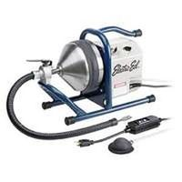 Electric Eel CT-K-5/16EIC-35-A Drain Auger, 3/4 - 2-1/2 in, 5/16 in X 35 ft Cable, Steel