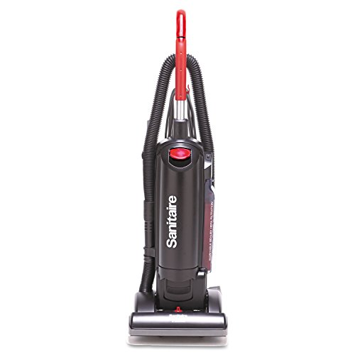 "MODEL SC5713 SANITAIRE 13"" QUIET CLEAN UPRIGHT VACUUM WITH BAG"